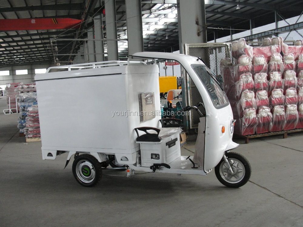 electric cargo trimotos