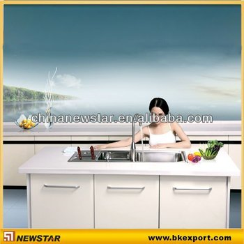 white lacquer kitchen cabinets,flat pack furniture