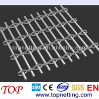 Stainless Steel woven Architectural Metal Fabric/Curtain Wall
