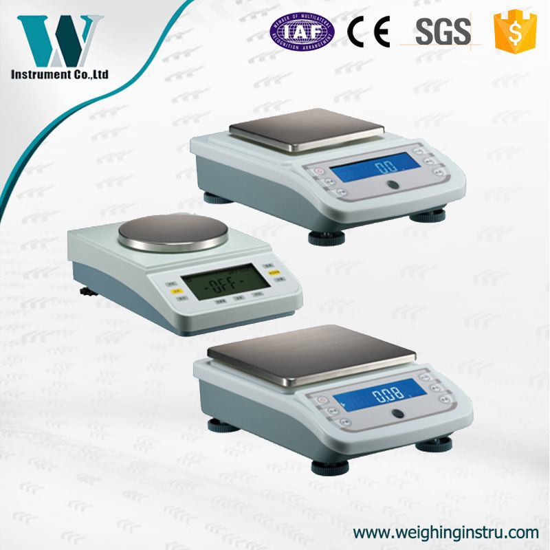 automatic AC/DC digital weighing portion control scale