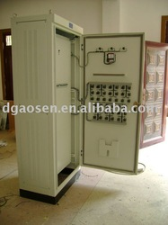 Quality assurance Steel box type substation 500kva transformer