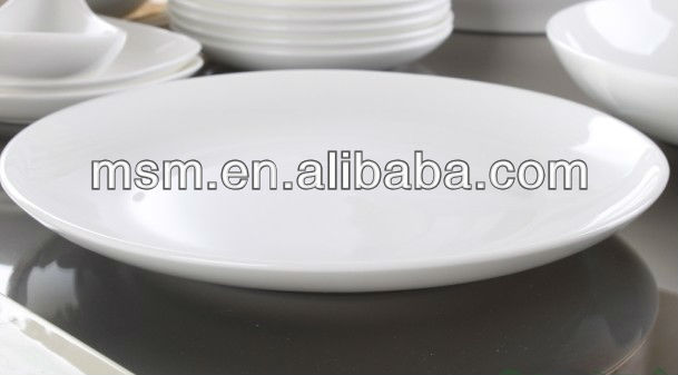 Sublimation Polymer White Plate