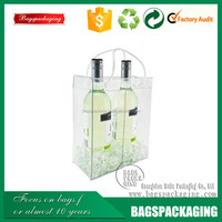 Modern famous pvc ice wine cooler bag