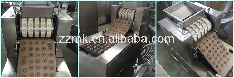 Industry factoty price automatic small biscuit making machine, small wafer biscuit machine