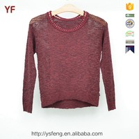 Models Hand Knitted Latest Sweater Designs For Girls