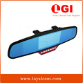 4.3inch Bluetooth function dual lens Voice prompts front rear view car camera