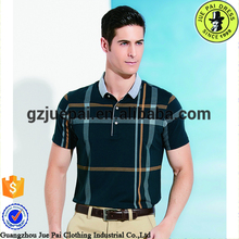 Anti-pilling Wholesale new design stylish polo t shirts for business men
