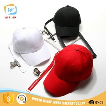 WINUP wolesale fashion blank cotton <strong>hats</strong> long strap baseball cap