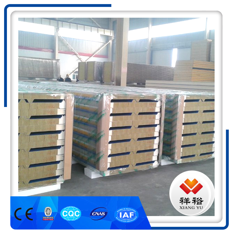 External Wall Polyurethane Sandwich Panel