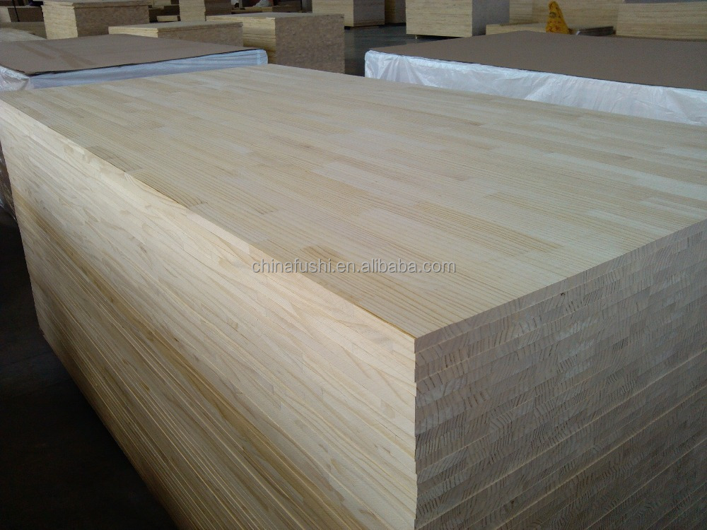glued laminated timber/glulam size 1220*2440mm