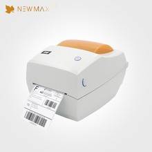 Sticker barcode thermal label portable printer with USB for bottle