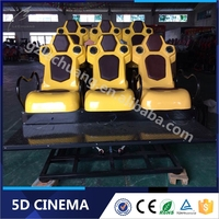 Lechuang New Design 4D 5D 6D Cinema 5D Used Home Theater System With Factory Price