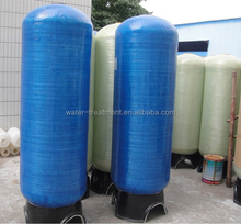 FRP tank for industrial water filter use as Sand filter and carbon filter