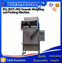 detergent powder packing machine 30-2000g Automatic Granule Packaging Machine