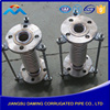 Low cost Longitudinal Welded Line flexible bellows compensator for sale