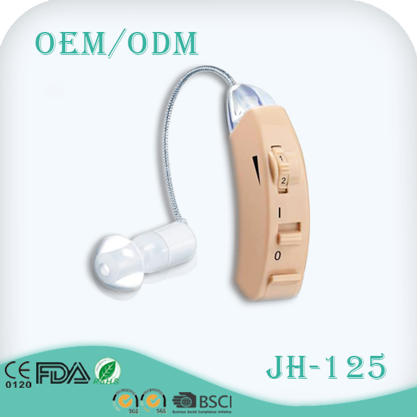 CE&FDA Approved Personal Sound Amplifiers for Deaf Ear & Elderly