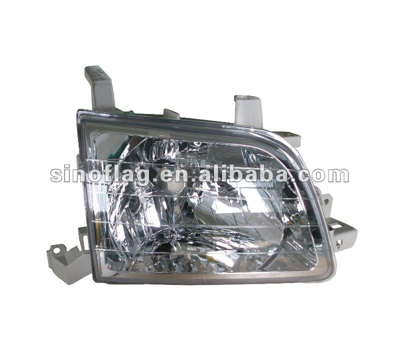 HEAD LAMP USED FOR TOYOTA NOAH CR40 SPASIO 96-98
