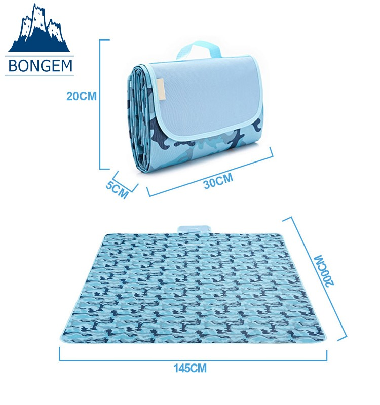 Hot sale outdoor waterproof camping floor mat for aldi