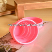 2013 new design foldable water dispenser cup holder/big water cups/water filter cup