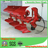 Agricultural tools hydraulic share plough moldboard plow for Massey Ferguson tractor