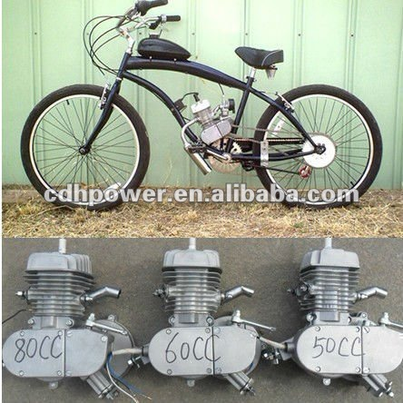 CE Approved Petrol Bicycle Engine/Kit Gas Motor Bike