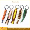 new custom die shape metal key chain metal keychain