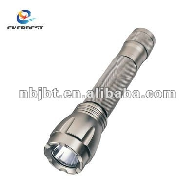 3W cree led rechargeable flashlight