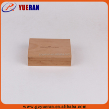 Custom Pine/MDF small unfinished wooden gift boxes/small wooden boxes