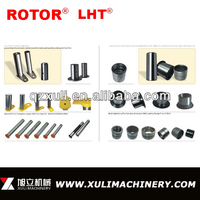 D80 Excavator track pin and bushing,bucket pin