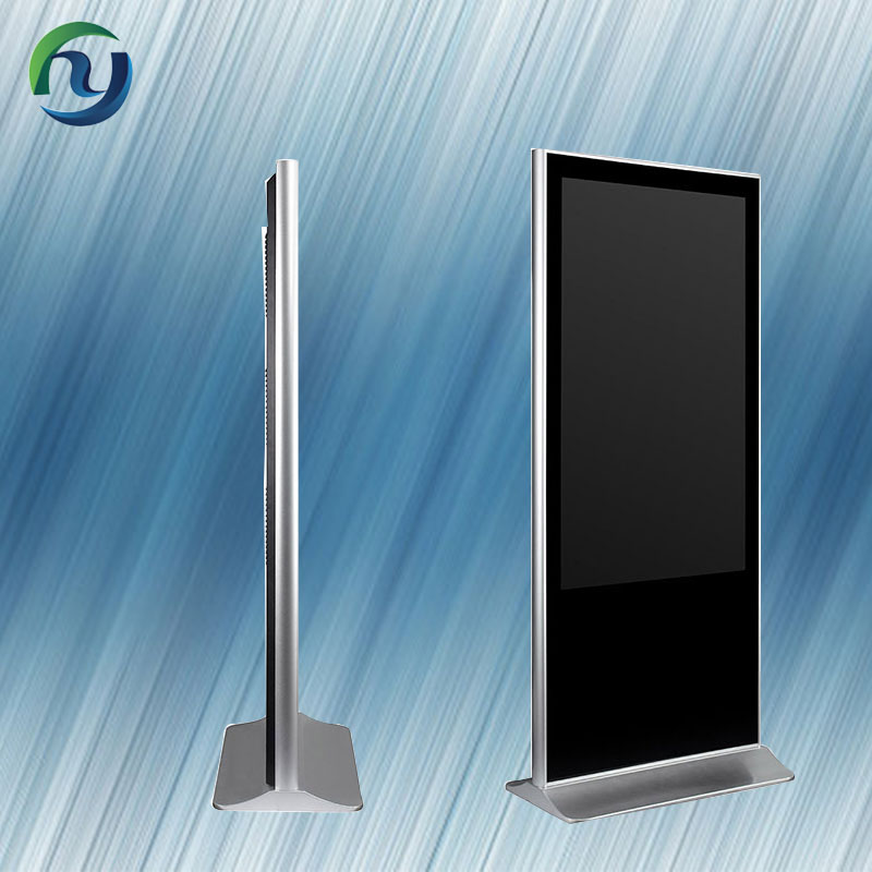 "42"" LCD Digital Signage Totem Iphone Touch Screen Mall"