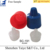 15mm 22mm non spill plastic screw cap with inner plug
