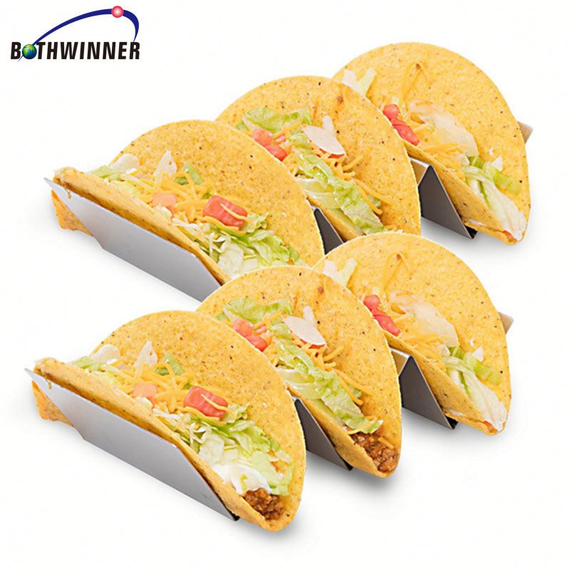 Metal taco rack rKxh0t hot stainless steel taco holder for sale