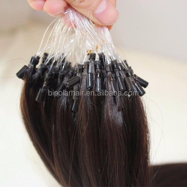 Wholesale Micro Loop Hair Extensions Easy Loop 1g Micro Bead Hair