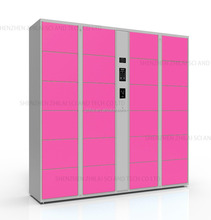 ZHILAI RFIF Storage Electronic Locker for gym/swimming pool/water park in High Quality and CE certificate