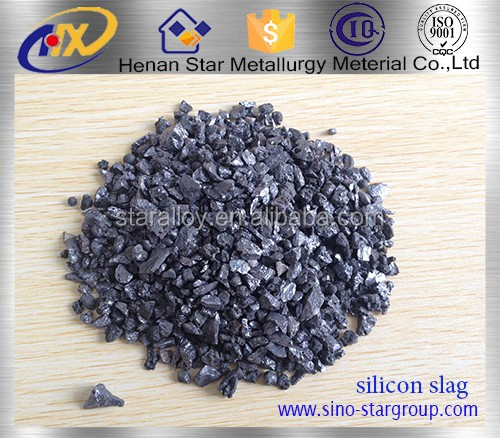 Supply Silicon slag from Henan Anyang