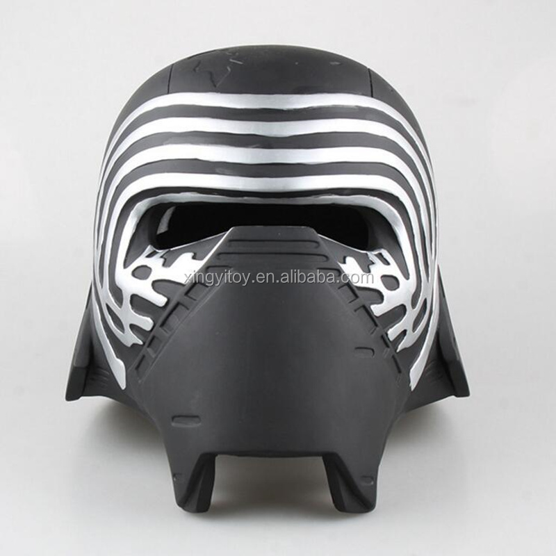 America Hot movie cosplay helmet Kylo Ren helmet cos helmet