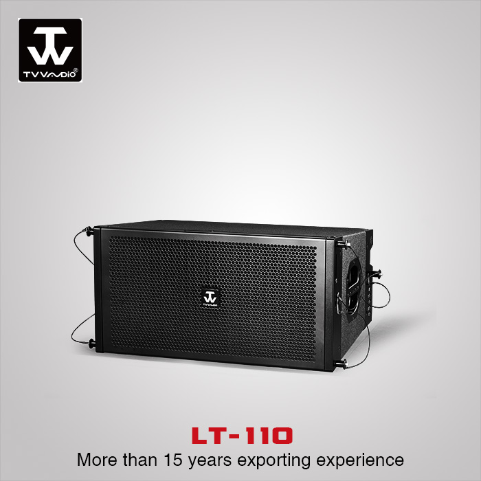 10inch 2-way Line Array Live Speaker Sound System For Stage Perfomance