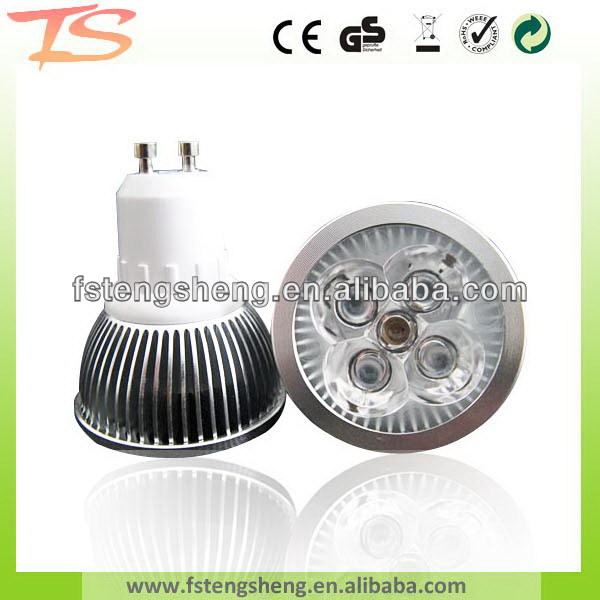 Cheap small gu10 led spot lamp 4w