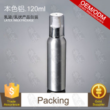 OEM/ODM Supply Pure Aromatic Essential Oil Pack In 120ml Aluminum Bottle