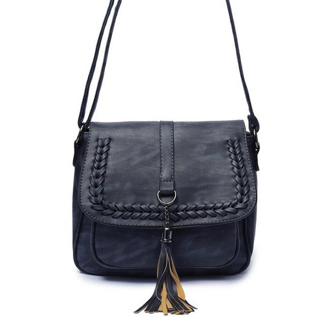 Handbag design hippie style Korea fashion women small handabg set shoulder bags