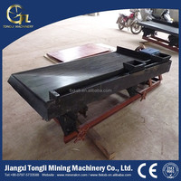 Small Gold Mining Equipment / Laboratory Shaker Table