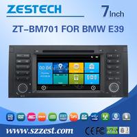 ONE din car multimedia with reversing camera TV BT AUDIO SYSTEM for BMW E39 E53 Car Audio system