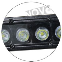 Automobile Accessories Single Row Light Bars