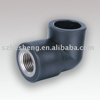 OEM Plastic Pipe Fitting with insert