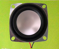 54*54mm 8ohm 4w small square mini speaker phone