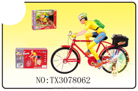 Newest Design and Cheapest Battery Operation bicycle with music and light for kids