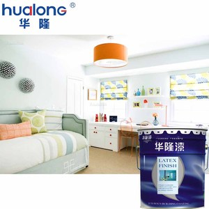 Roll Odorless Waterproof Interior Wall Paint