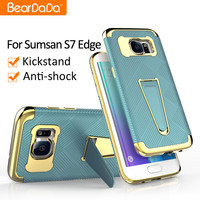 Unique Design Lanyard Hole for samsung s7 edge phone case of a big cell phone
