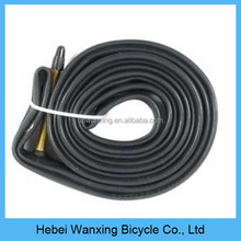 Wanxing bicycle supply wholesale bicycle inner tube 26x2.125, bicycle tube 26