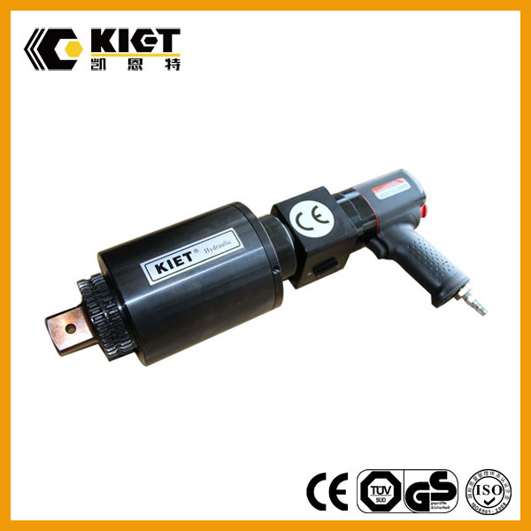 Noiseless Pneumatic Torque Wrench Air Torque Wrench(China KIET High Quality ZJB Series)